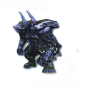 Final Fantasy 13-2 / bestiaire / Atlas (affaibli)