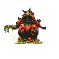 Final Fantasy 13-2 / bestiaire / Flan Royal (non affaibli)