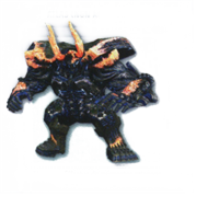 Final Fantasy 13-2 / bestiaire / Atlas (non affaibli)