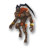 Final Fantasy 8 / bestiaire / Ifrit